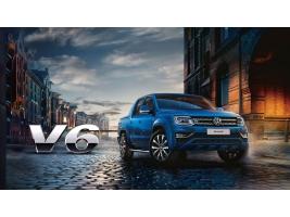 Тільки 3 24 по 31 жовтня в Запоріжжі – тест-драйв нового VW Amarok 4MOTION