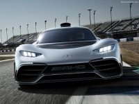 Daimler представил гиперкар Mercedes-AMG Project ONE